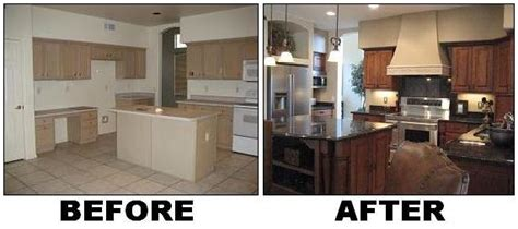 home remodel before and after october 2012 flipping dallas