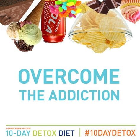 Kick The Sugar Habit With Detox Program by Overcome Your Sugar Addiction With The Blood Sugar