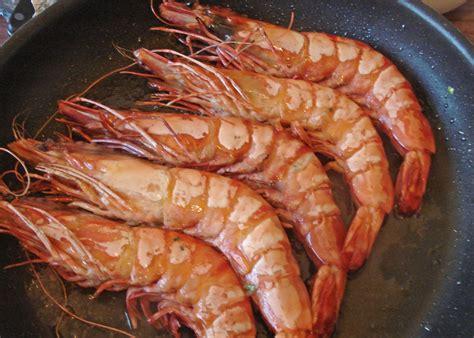 cuisiner gambas surgel馥s gambas g 233 ants cook 233 e