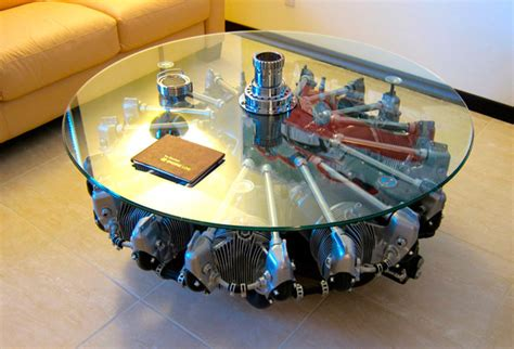 table de cing car these engine block tables are absolutely awesome