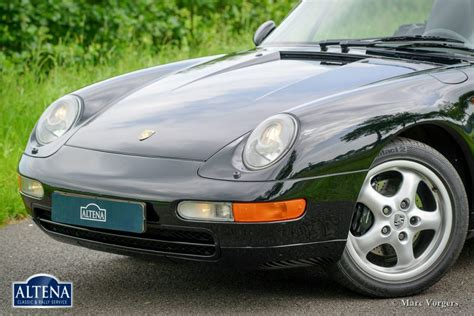 1995 porsche 911 cabriolet porsche 911 993 cabriolet 1995 altena classic