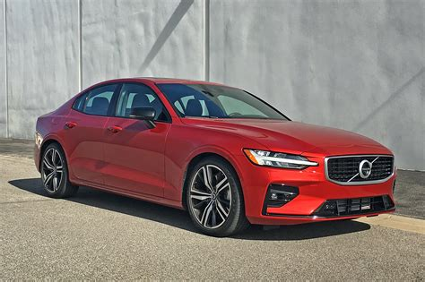 2019 volvo s60 r 2019 volvo s60 t6 awd review finesse fidelity no flash