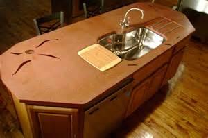 Kitchen Water Faucet Repair concrete countertops concrete innovations