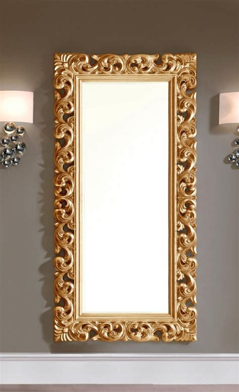 large ornate gold mirror mirror ideas