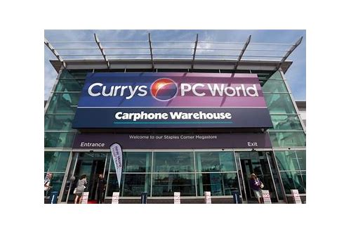currys pc world bank holiday deals