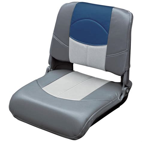 folding boat seat reviews wise 174 blast off series pro style folding boat seat