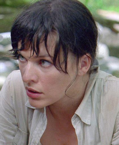 milla jovovich hawaii film a perfect getaway il poster del nuovo film di milla