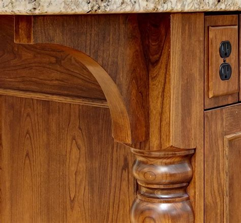 Kitchen Island Brackets | island brackets traditional kitchen islands and