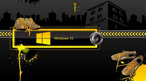 Industrial Windows 10 Wallpaper   Windows 10 logo 1366x768 Wallpapers