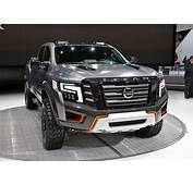 Nissan Titan Warrior Concept Debuts In Detroit With Loads