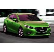 2014 Mazda3 Imagined In More Colors  Autoevolution