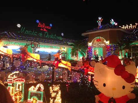 the great christmas light fight quot great christmas light fight quot house in florida kristen