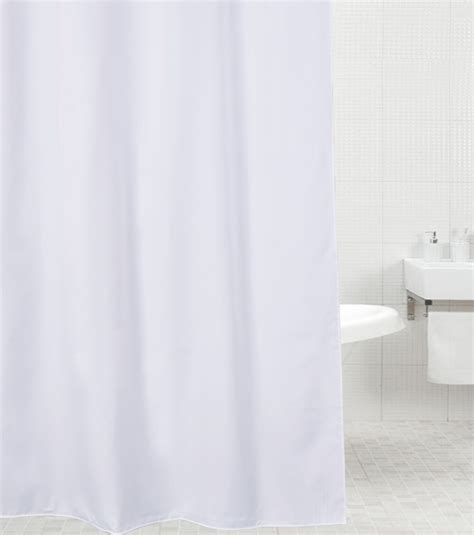 180 inch shower curtain shower curtain white 180 x 200 cm