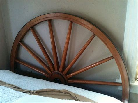 wagon wheel headboard western cowboy wagon wheel bedrm set virginia house ct