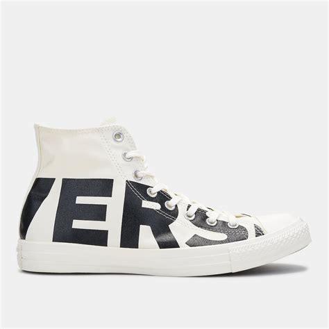 Converse Chuck High Blof Store shop white converse chuck all hi top shoe for unisex by converse sss