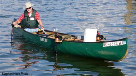 electric trolling motor on a canoe trolling motors electric trolling motor for canoe
