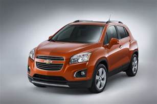 Chevrolet Vehicles 2015 2015 Chevrolet Trax Gm Authority