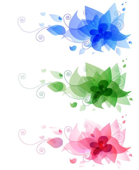 flower design abstract free abstract flower design vector download free vector