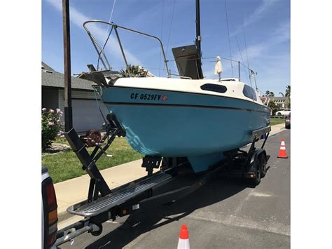 sailboats for sale california 1975 reinell sailboat sailboat for sale in california