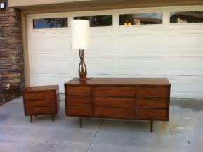 mid century modern bedroom set l homie stuff