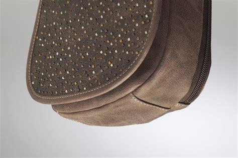Bling Simple simple bling distressed buffalo pouch gun handbags