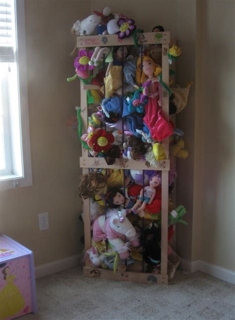stuffed animal storage  mattd  lumberjockscom