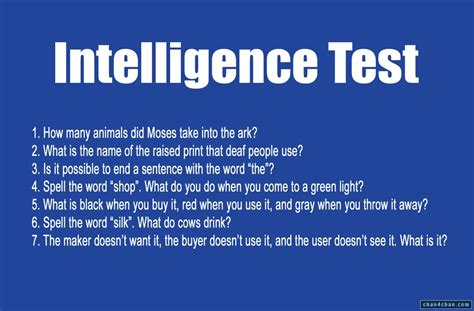 Intelligence Search Intelligence Test Images