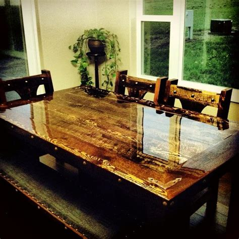 rustic living room set 25 best ideas about rustic dining room sets on pinterest