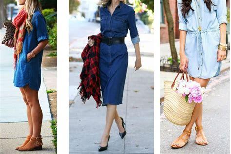 anna lewandowska espadryle jak nosić jeansową sukienkę modne stylizacje na sezon