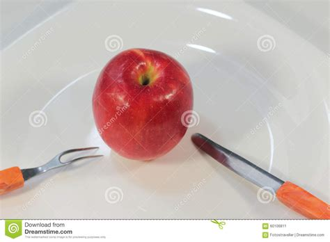 apple diet apple diet stock photo image 60106811