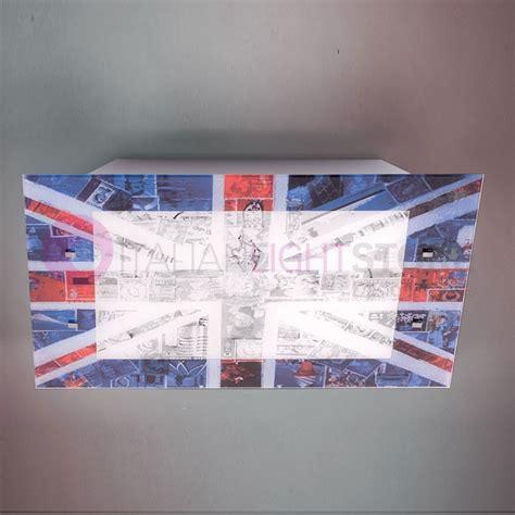 Plafond De Verre En Anglais by Union Plafonnier Avec Verre D 233 Poli Design Moderne