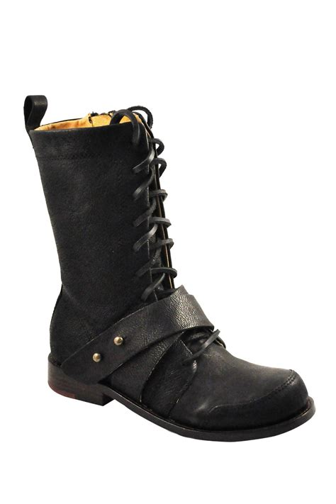 gee wawa marla lace up boot nordstrom rack