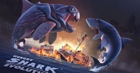download game hungry shark evolution mod apk terbaru hungry shark evolution v4 2 0 mod apk unlimited money