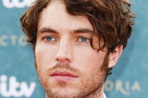 tom hughes rising stars itv s victoria starring chester actor tom hughes hits