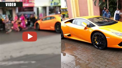 Lamborghini Crashes Mla S Crashes Brand New Lamborghini Huracan