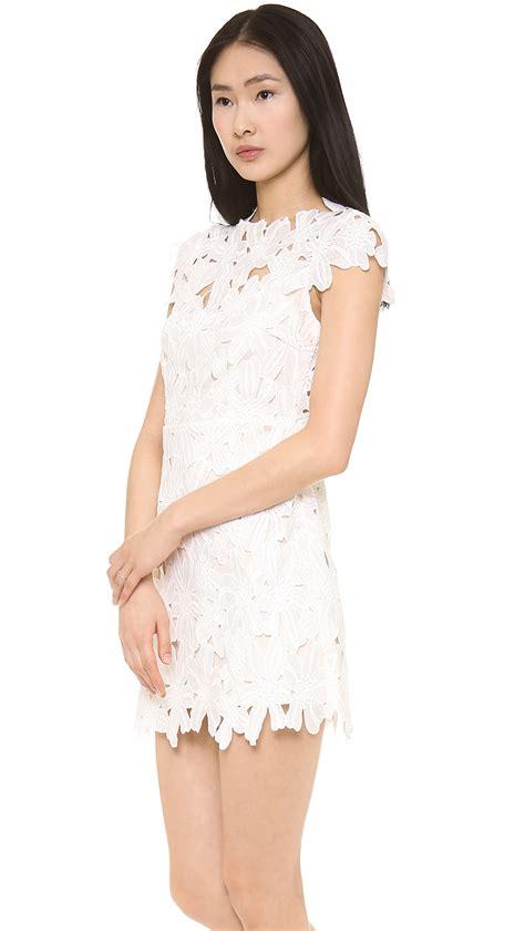 Dress Vita Merah 1 dolce vita jayleen dress white in white lyst