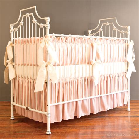 Blush Baby Bedding by Blush Crib Bedding