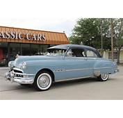 1951 Pontiac Catalina Two Door Sedan ★。☆。JpM ENTERTAINMENT