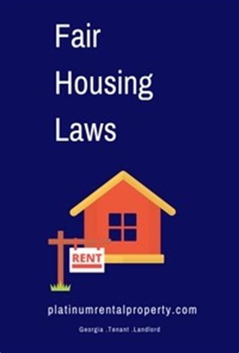 fair housing laws owners