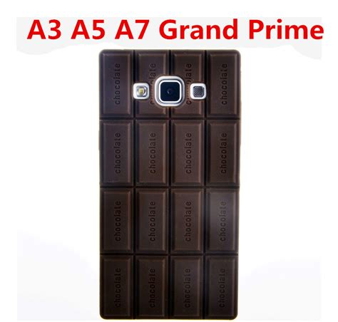 Promo Samsung Grand Prime Line Friends Girly 3d Back Co 2016 ultra thin 3d chocolate silicone cover for