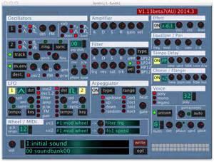 String Software - best free synth vst au plugins for mac os x blogosaur
