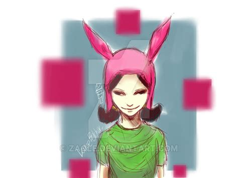 bob s burgers fan art episode louise belcher bob s burgers fanart by xingqiyi on