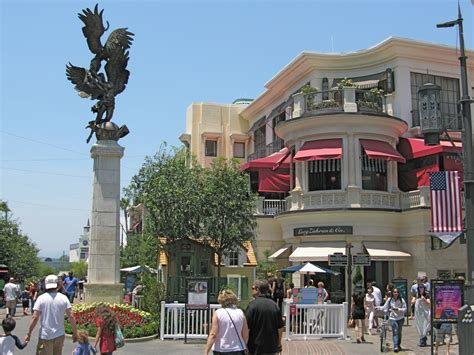 The Grove the grove shopping in fairfax district los angeles
