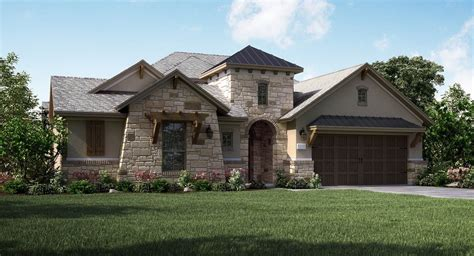 towne lake heartland and provence collections new home