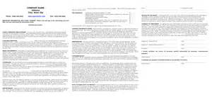 client informed consent form