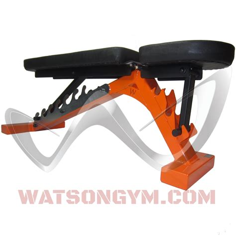 gym equipment benches adjustable bench weight bench watson gym equipment