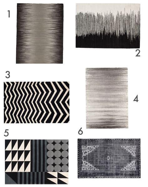 teppiche grau schwarz teppich schwarz weis zick zack die neueste innovation