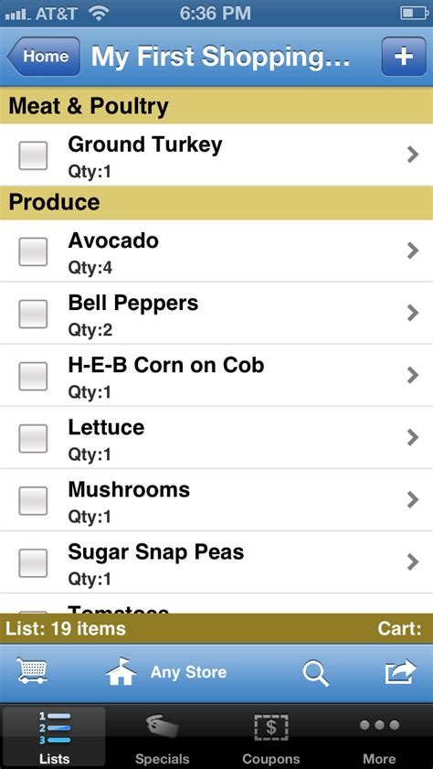 heb printable grocery list heb grocery list grocery list template