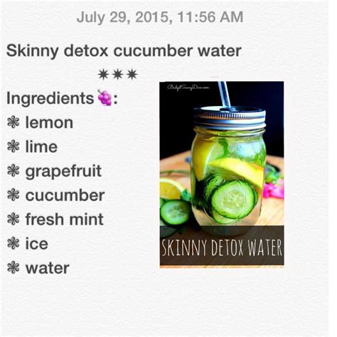 Detox Water Fast Weight Loss by Musely