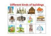 What Are The Different Home Styles English Teaching Worksheets Types Of Houses